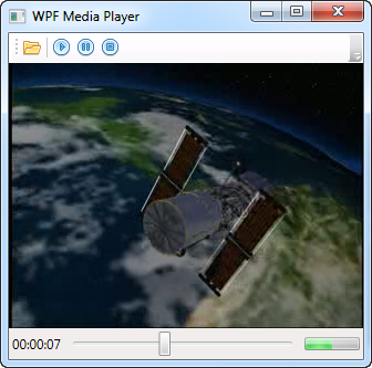 How-to: Creating a complete Audio/Video player - The complete WPF