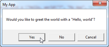 The MessageBox - The complete WPF tutorial
