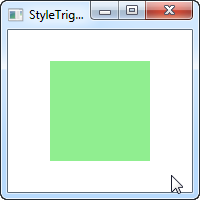 Trigger animations - The complete WPF tutorial