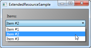 Resources - The complete WPF tutorial